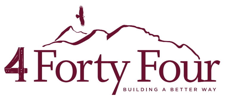 4 Forty Four logo