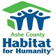 Ashe County Habitat for Humanity logo