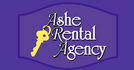 Ashe Rental Agency logo