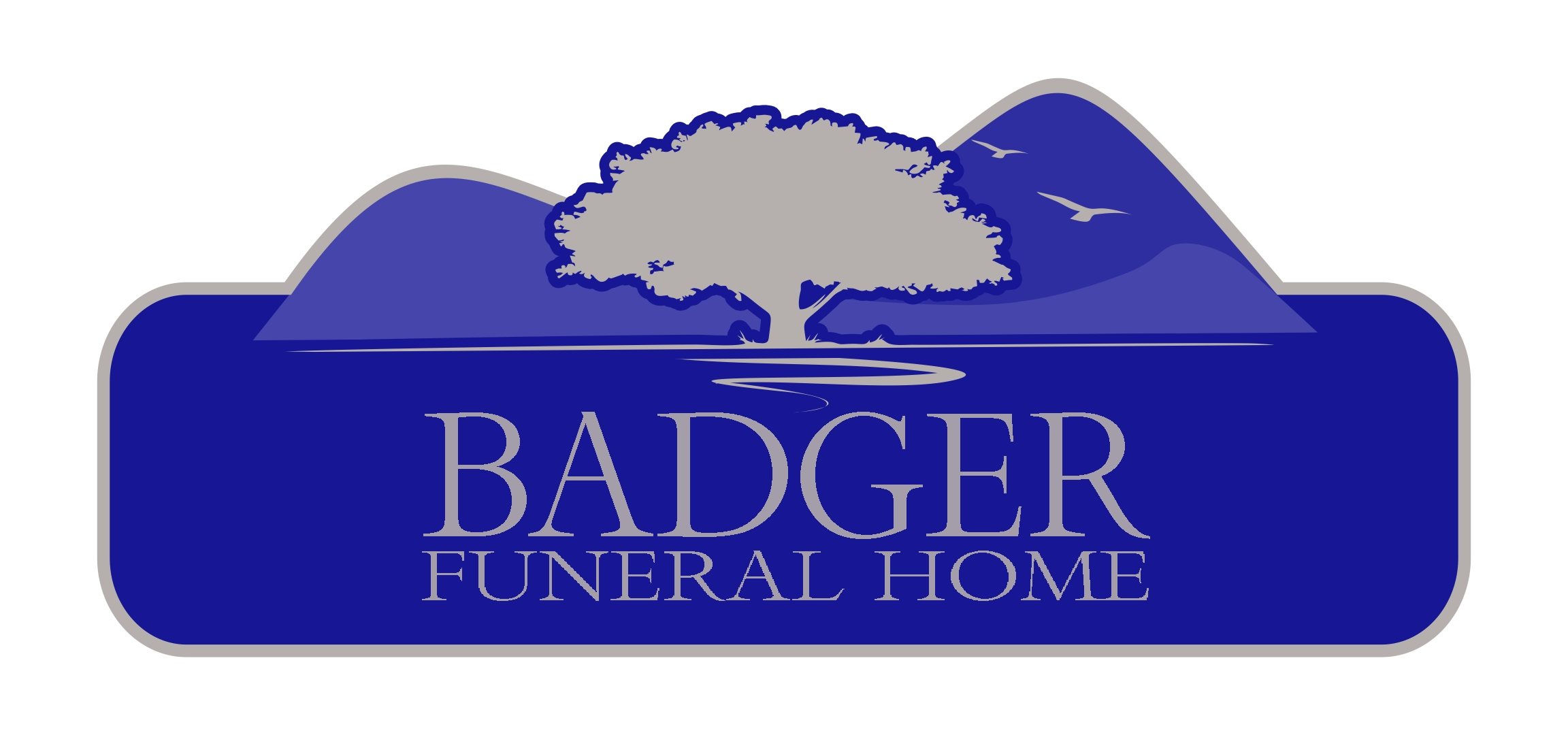 Badger Funeral Home logo