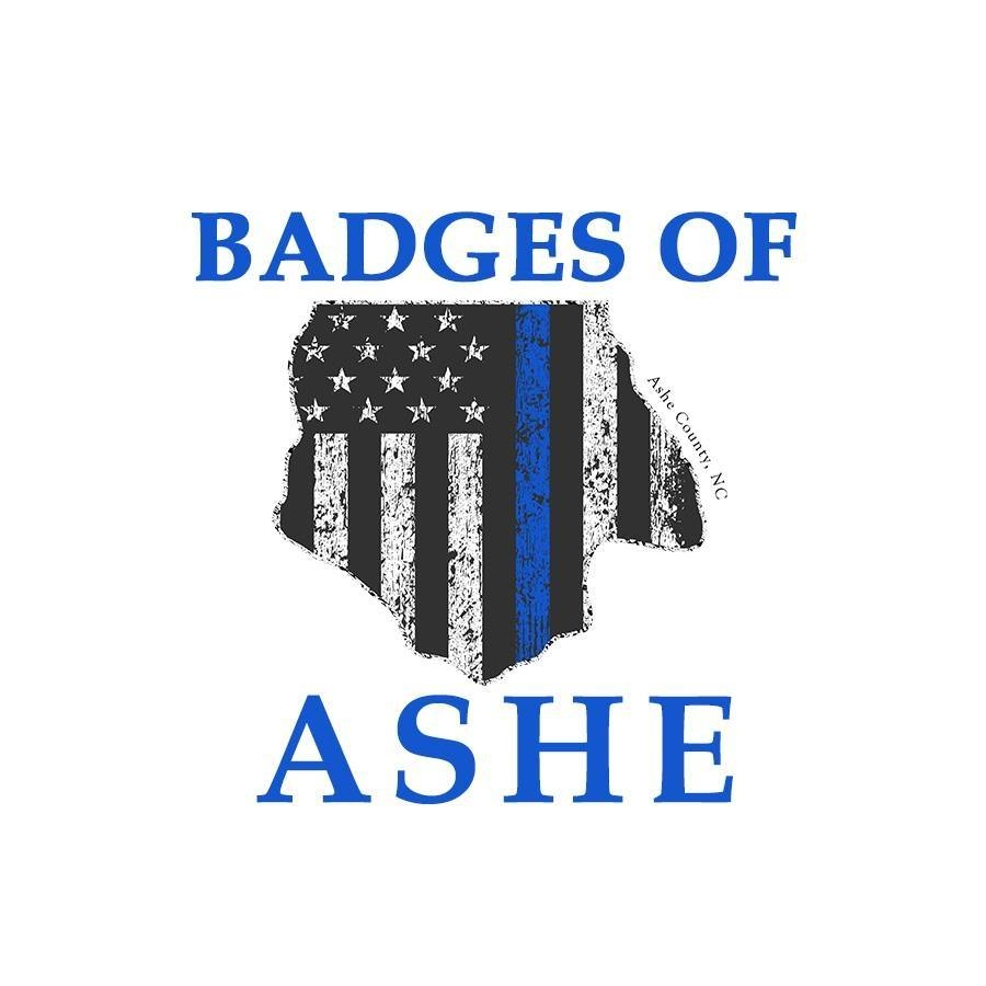 Badges of Ashe logo