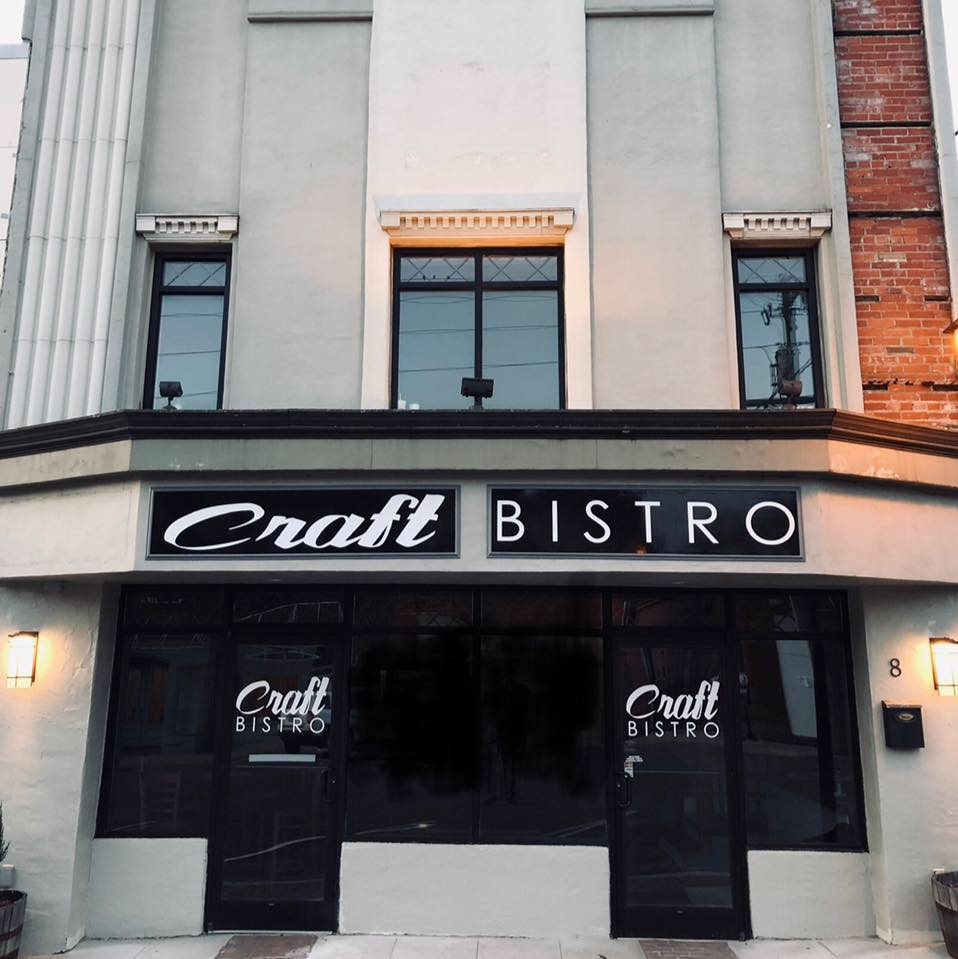 Craft Bistro logo