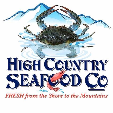 High Country Seafood Co. logo