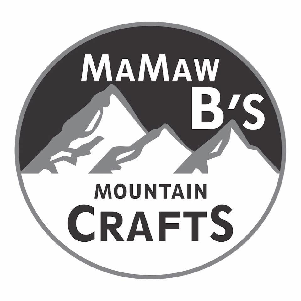 Mamaw B's Mountain Crafts logo