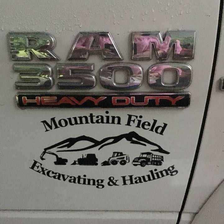 Mountain Field Excavating and Hauling, LLC logo