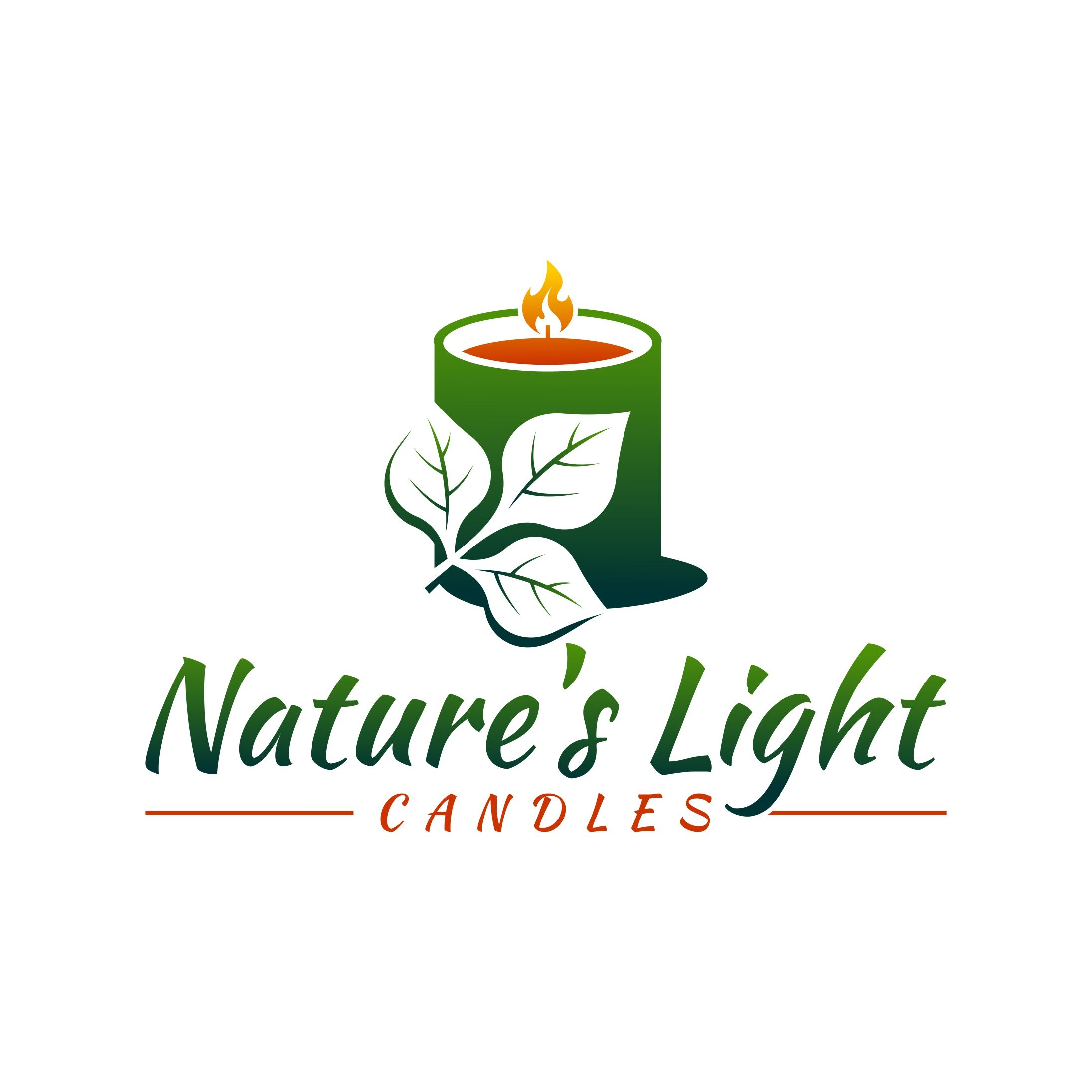 Nature's Light Candles, LLC logo