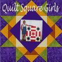 Quilt Square Girls Barn Quilts & More logo