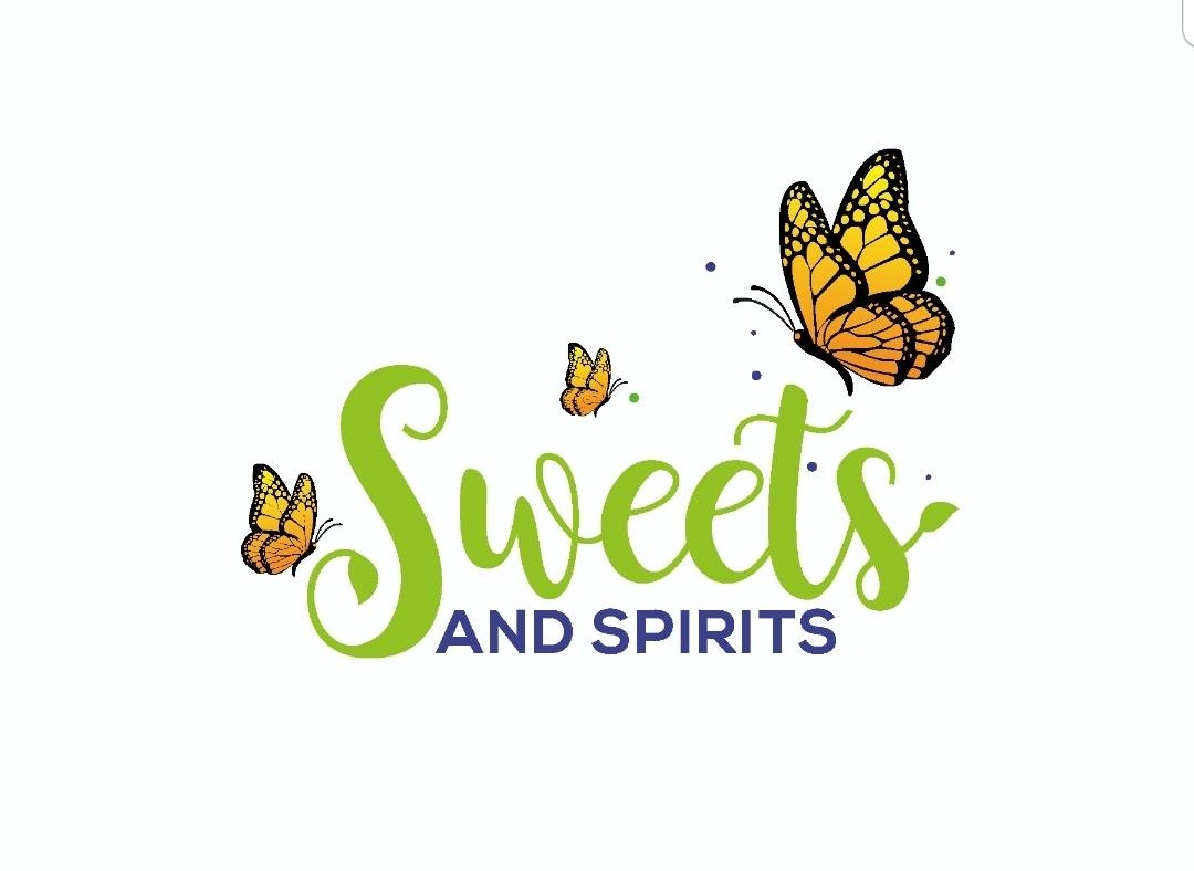 Sweets and Spirits Bakery Cafe logo