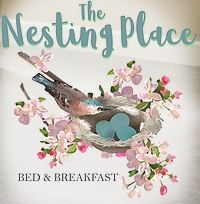 The Nesting Place Bed and Breakfast logo