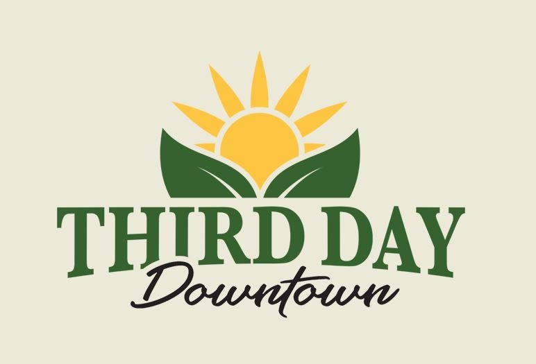 Third Day Downtown logo