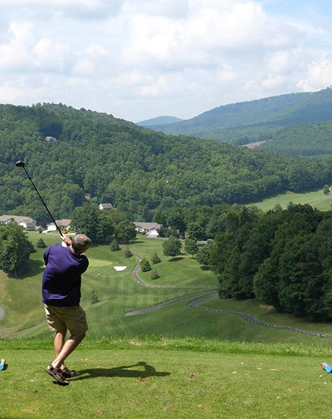 Golf in Ashe County