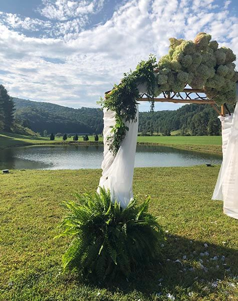Weddings | Ashe County Chamber of Commerce